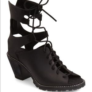 WOOLRICH Mohave Arroyo lace up heels